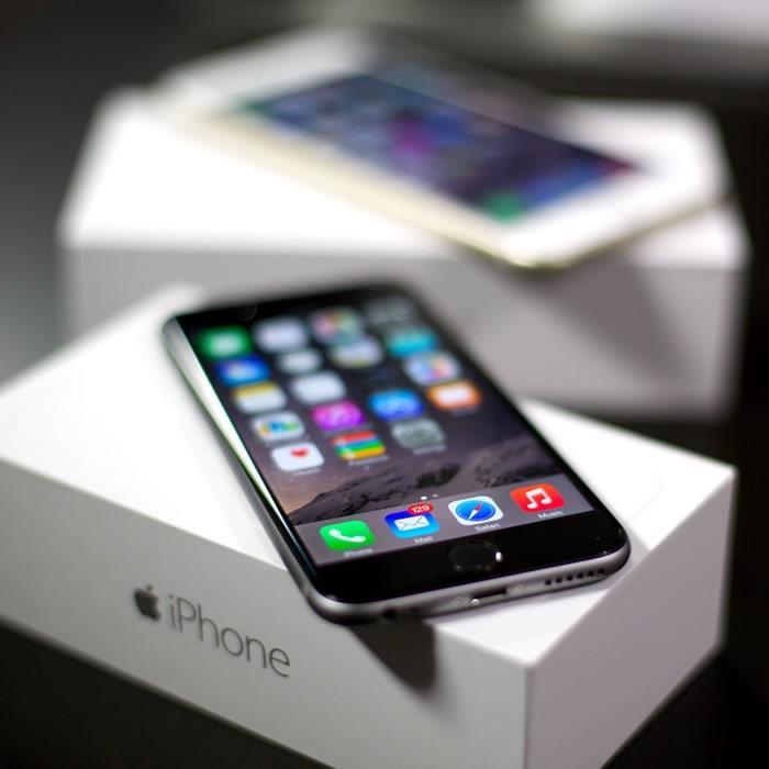 Apple Demo Telefon
